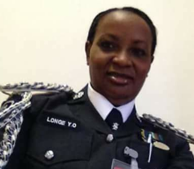 SCIID Boss, DCP Yetunde Longe,