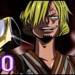 One Piece chapitre 930 sanji nouveau power-up