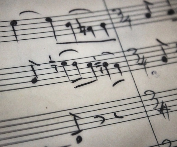Professors Target Sheet Music Tied To 'White Supremacy'