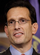 Eric Cantor, NewsmaxInsiderAdvantage Poll, 2012 Presidential Election