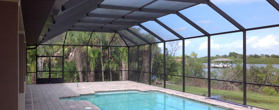 pool screen enclosures patio