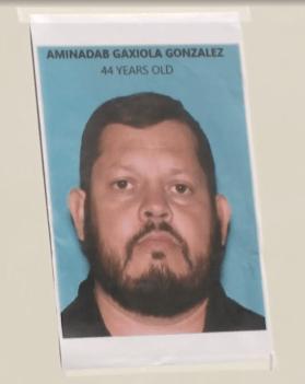 California shooting suspect Aminadab Gaxiola Gonzalez
