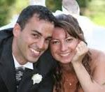 Francesco Negri e Veronica Visconti sposi