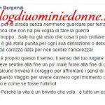 Sharon Bergonzi pensa a Andrea Cerioli e scrive su facebook