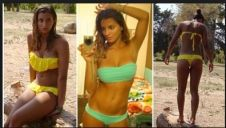 Foto hot di Rossella Fiamingo in bikini