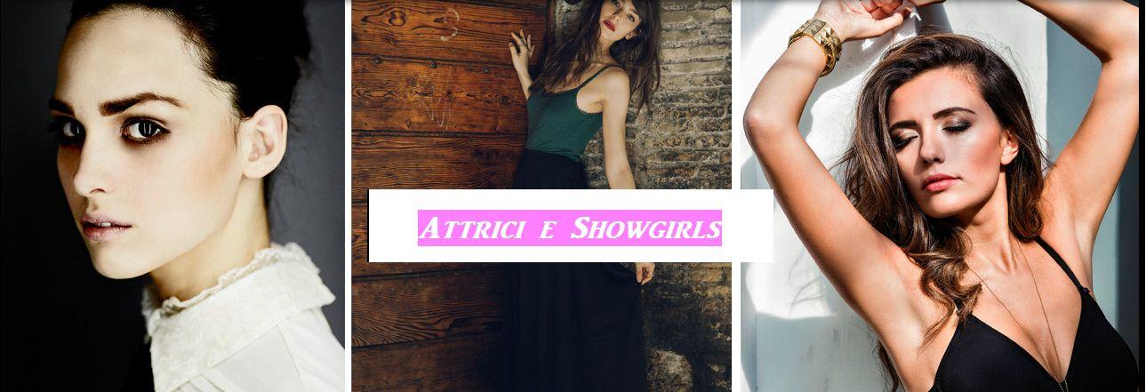 Attrici e Showgirls