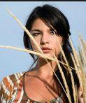 Foto di Elisa d'Ospina modella taglie forti