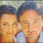 Foto di Ilenia Lazzarin con il fidanzato Roberto Palmieri