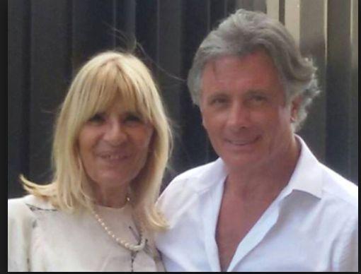 Gemma Galgani foto con Giorgio Manetti quando stavano insieme