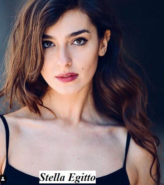 Attrice di Cinema e Televisione Stella Egitto