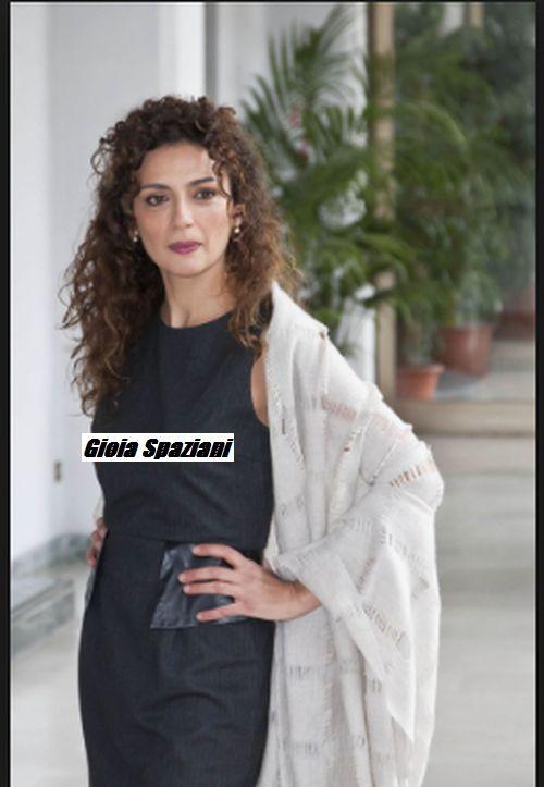 Foto di Gioia Spaziani attrice
