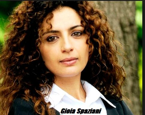 Gioia Spaziani interpreta Gio Palumbo
