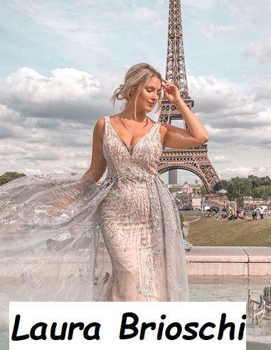Foto iconografica modella taglie forti a Parigi