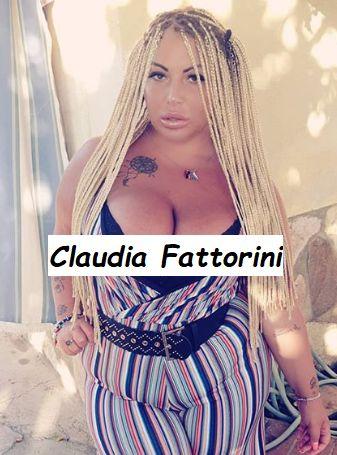 Foto posata modella napoletana Claudia Fattorini