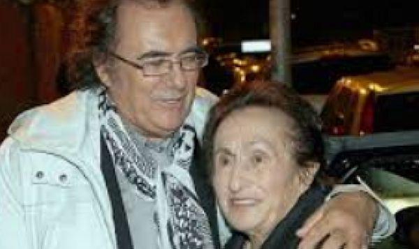 Albano Carrisi con Romina Power  piange la morte di Jolanda