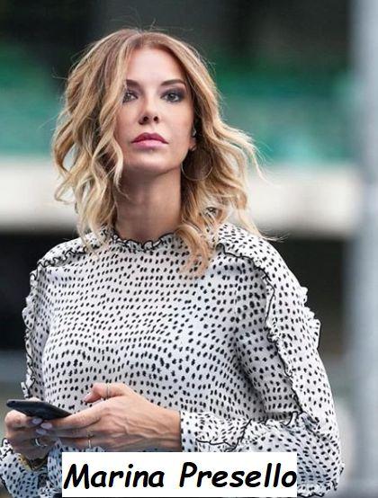 Marina Presello giornalista sky tg sport 24