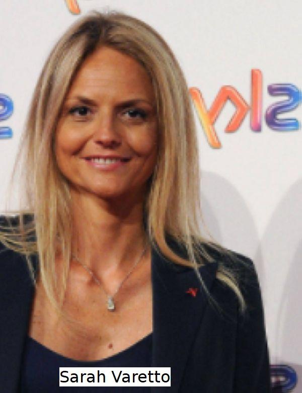 Sarah Varetto giornalista sky