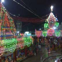 रंग-बिरंगी रोशनी से जगमगा रहे शिवालय, महाशिवरात्रि को लेकर शिवभक्तों में उल्लास