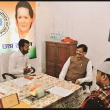 बिहार कांग्रेस प्रेसिडेंट मदन मोहन झा के क़रीबी चुन्नू सिंह पर लगा 80 हज़ार में सचिव पद बेचने का आरोप! सोशल मीडिया पर मैसेज वायरल..