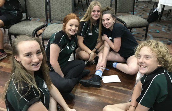 Irrawang High School students participate in World of Work ...