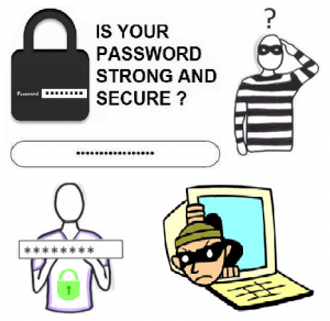 Create Strong And Secure Passwords