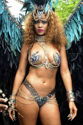 Image result for rihanna at carnival