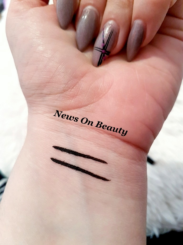 Swatch NYX Epic Ink Liner