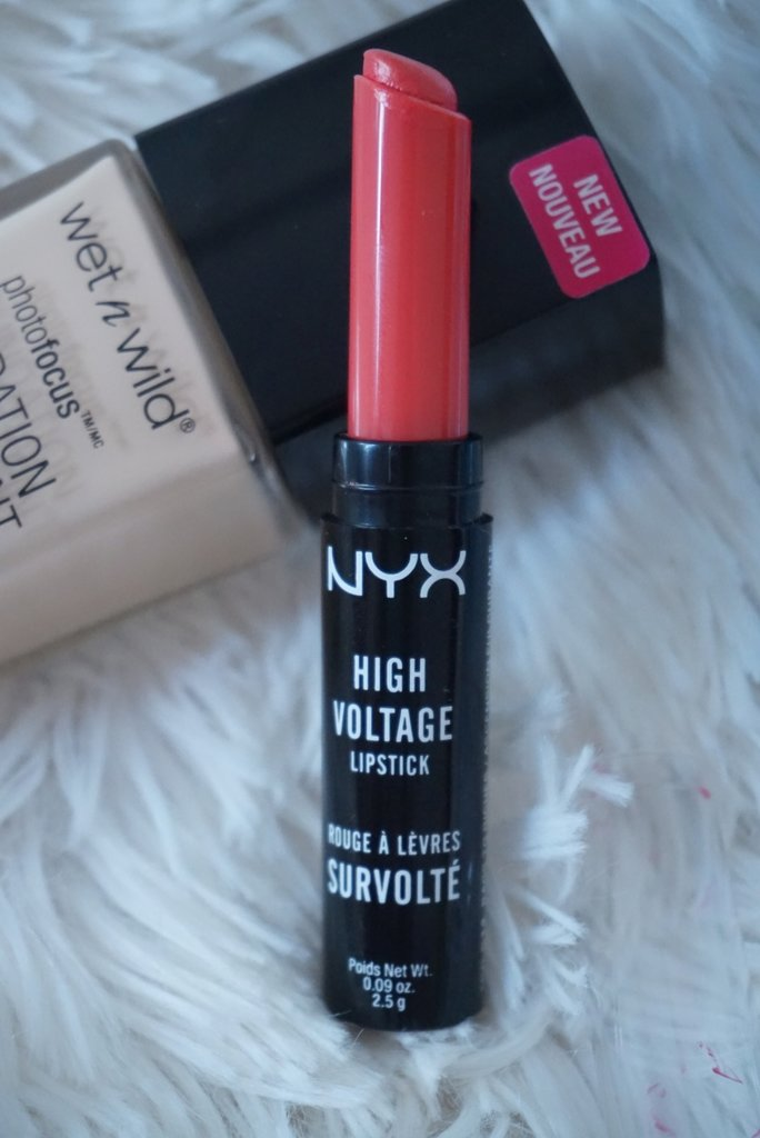 Ruj NYX High Voltage
