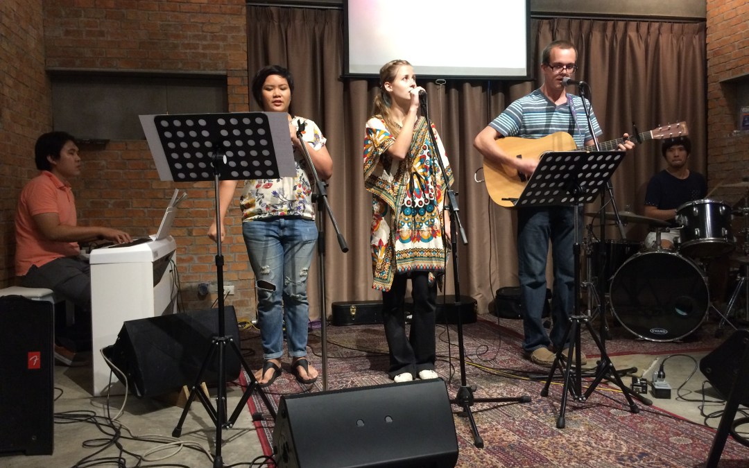 Worship week 5-6 March, 2016