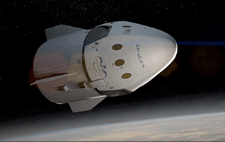 SpaceX to send privately crewed Dragon spacecraft beyond the Moon in 2018