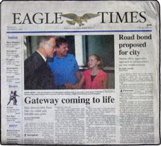 Claremont Eagle Times