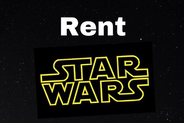 Where To Rent Star Wars Online for $1 – UPDATED
