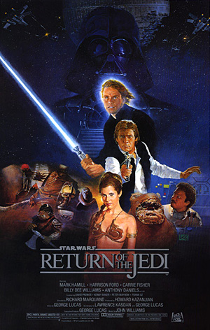 Rent Return Of The Jedi