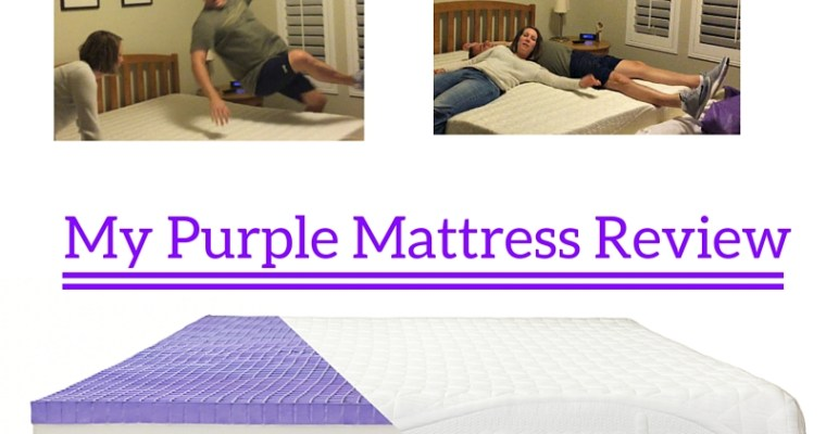 Purple Mattress Review After Over a Year Sleeping on Purple