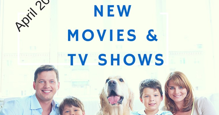 New Movies on VidAngel for April 2016