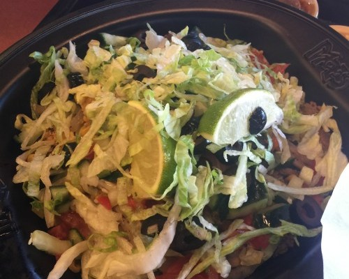 "Cafe Rio's New ""Spicy"" Burrito and Utah Fresh Mex Restaurant Reviews"