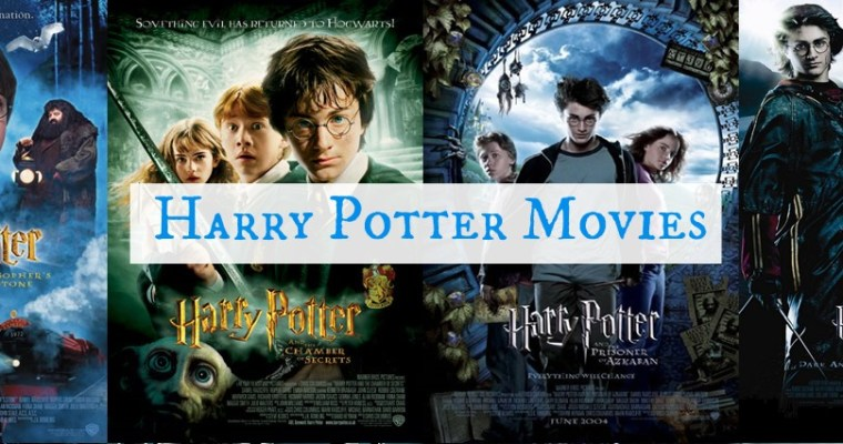 Where to Rent Harry Potter Movies Online