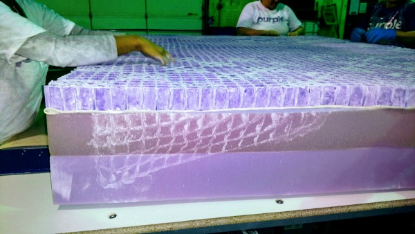 Purple Mattress White Powder A Health Hazard Or A