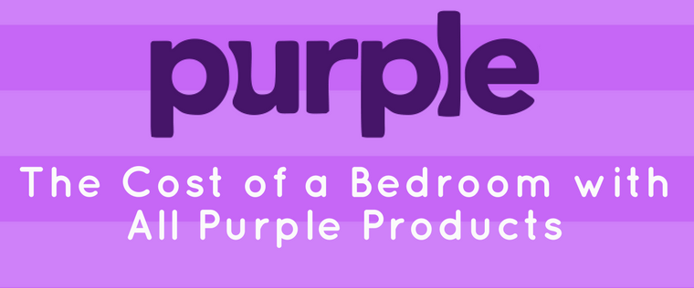 Purple Mattress: What You'd Pay to Buy the Entire Collection