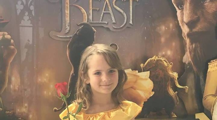 Beauty and the Beast and The Making of Belle's Dress