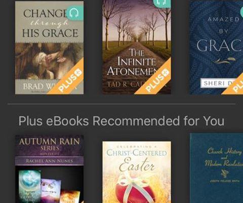 Best LDS Audiobooks from Deseret Book and a Free 30-Day Trial of Bookshelf PLUS