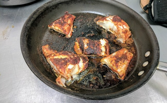 Pan Fried Cod to Die For Made with Premium Wild Alaska Black Cod