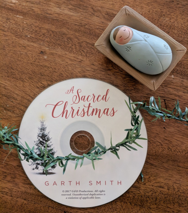 A Sacred Christmas by Garth Smith