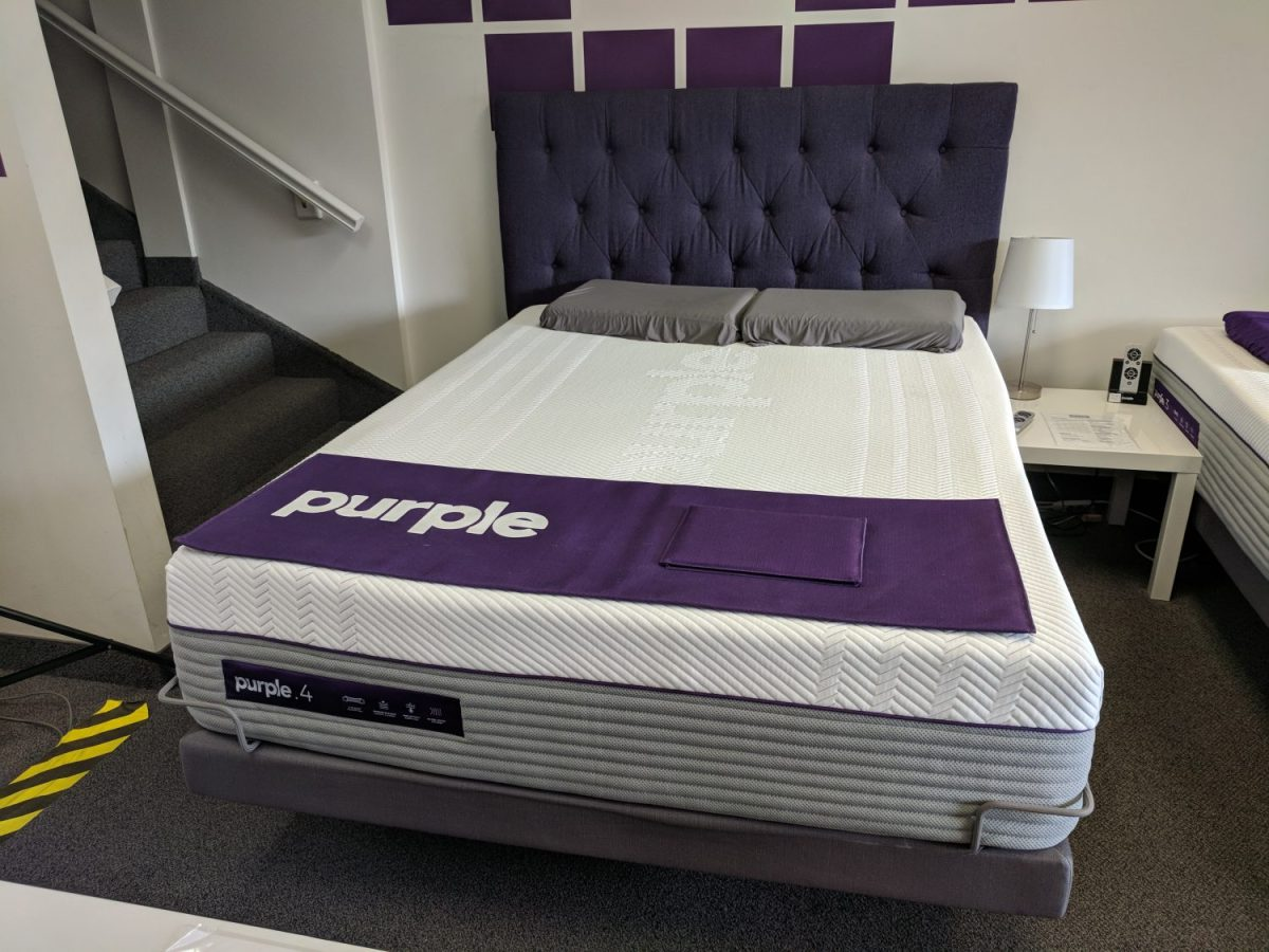 new Purple mattress 4