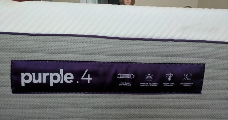 New Purple 4 Mattress Review – Best Luxury Mattress for Couples?