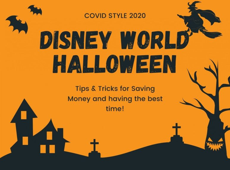 Disney World Halloween 2020