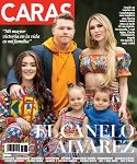 Caras in mexican magazine