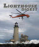 lighthouse digest in Maine magazine