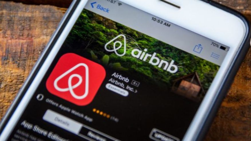 The vacation rental app, Airbnb, is a more profitable business than a traditional rental