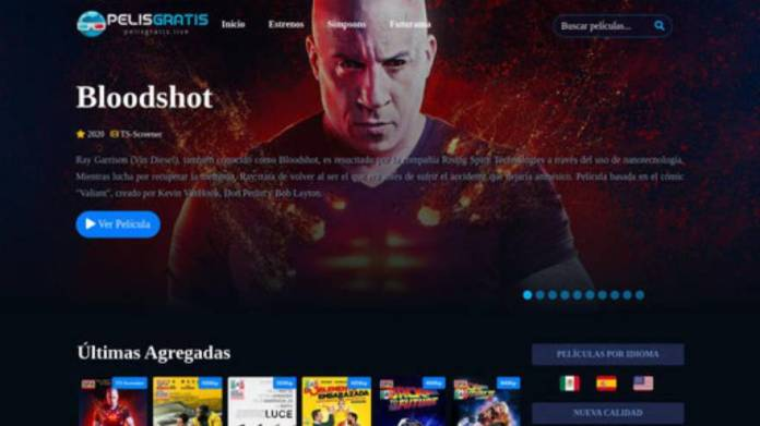 Pelisgratis.live is one of the sites to see titles for free